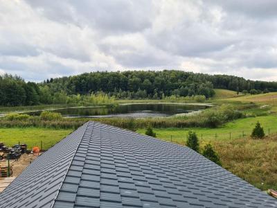 Ułożony dach