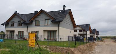 Dom w stanie surowym otwartym   5